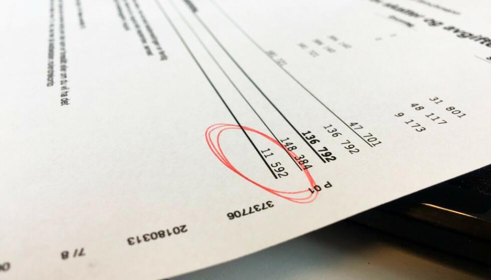 NY SKATTEMELDING: Lovendringer kan gi tidligere utbetalte skattepenger fra og med neste år. Foto: Berit B. Njarga