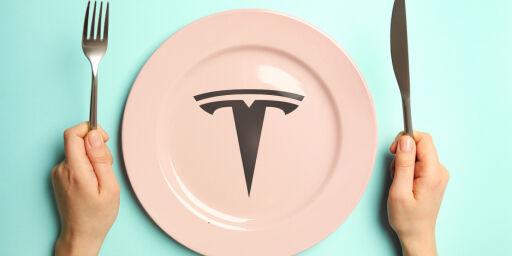 image: Hvis Tesla var en restaurant – ville noen giddet å spise der?