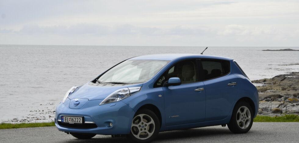 image: Får ikke solgt elbilene