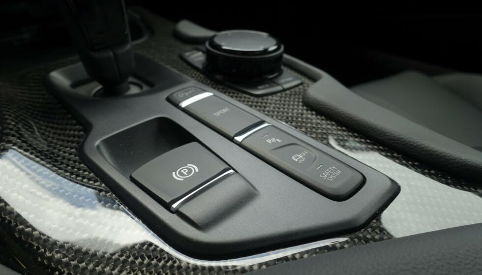 LETT OMARBEIDET: Man skal ikke være mye bevandret i BMW-verdenen for å se hva opphavet er her. Foto: Rune M. Nesheim