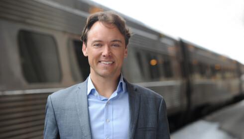 Dan Olofsson, anbudstrafikk i SJ. Foto: Anna Alverhag