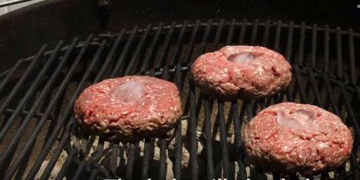 image: Blir burgeren tørr på grillen?