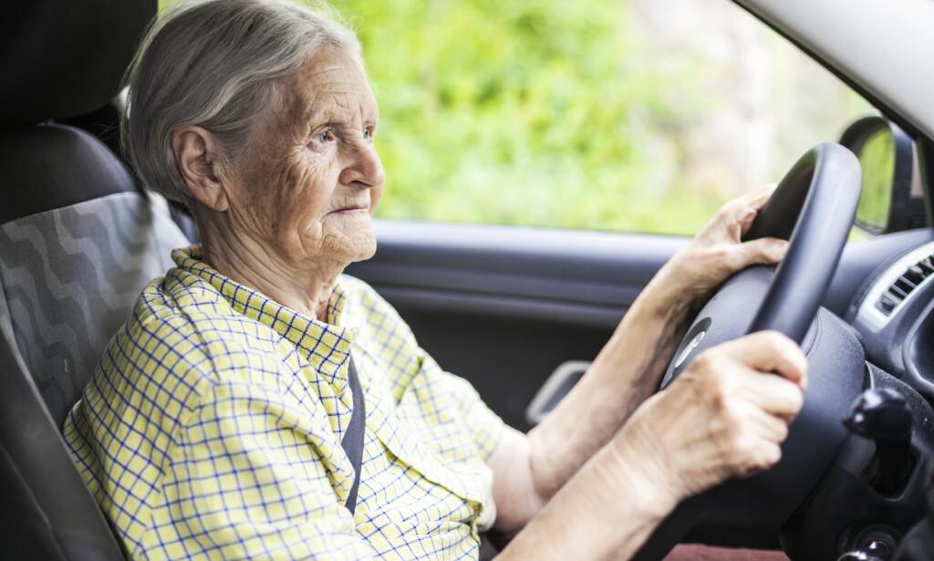 ALDERGRENSEN HEVES: Nå kan eldre vente med å gjennomføre helseattest til de er 80 år. Foto: Shutterstock / NTB Scanpix