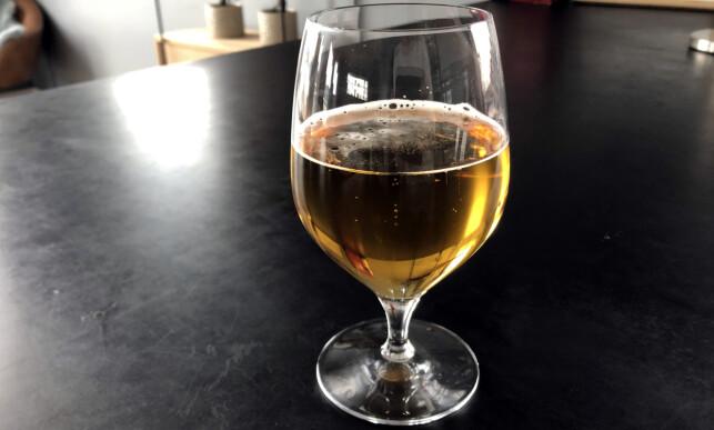 image: Papirtrikset skal kjøle ned drikken på få minutter