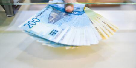 I dag får de fleste nordmenn skatteoppgjøret