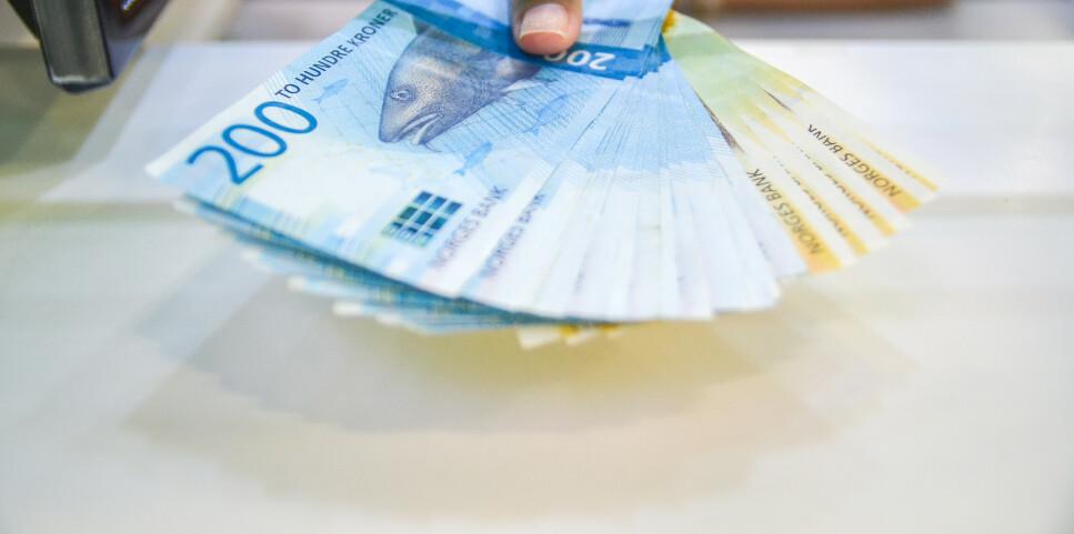 SKATTEPENGENE KOMMER: 20. juni får nærmere 3 millioner nordmenn skatteoppgjøret sitt. Foto: NTB Scanpix