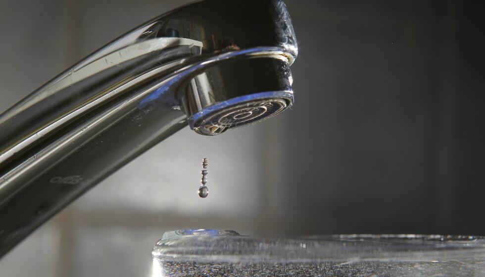RENT VANN? Er du i tvil om vannkvaliteten? Da er koking et godt alternativ. Foto: NTB Scanpix