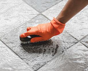 image: Det er ikke ett fett hvordan du rengjør flisene