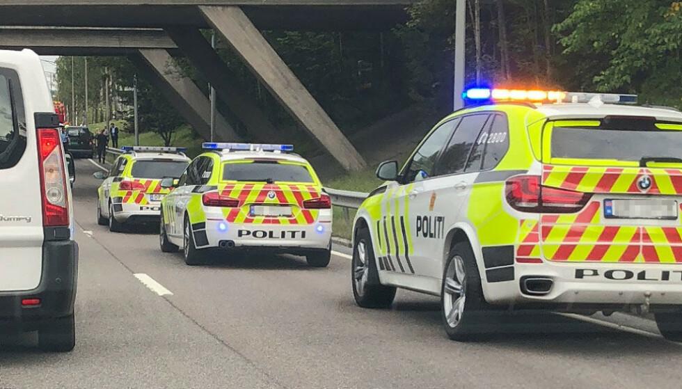 ULYKKER: Norge er best på trafikksikkerhet, men er likevel ikke helt i mål. Illustrasjonsfoto: Bjørn Eirik Loftås