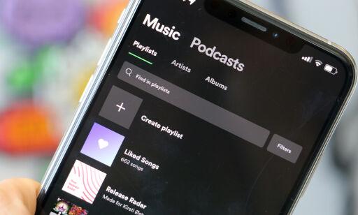 image: Raser over Spotify-oppdatering