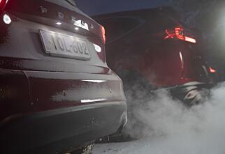 Kraftig nedgang i utslipp fra norske biler