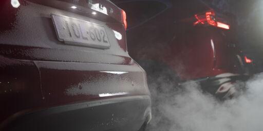 image: Kraftig nedgang i utslipp fra norske biler