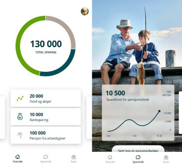 SMARTSPAR: Smartspar en den fjerde appen du kan prøve ut for å spare bedre. Foto: Hentet fra Google Play, Smartspar.