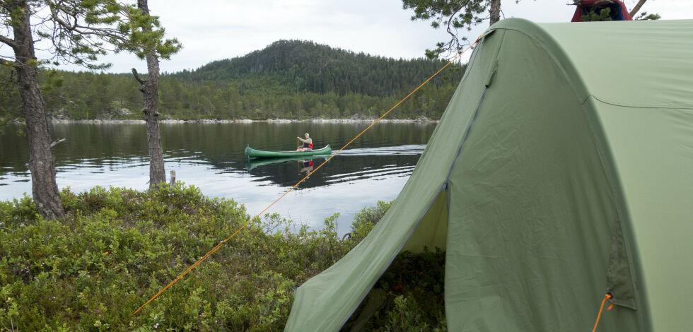 image: Slik finner du riktig telt