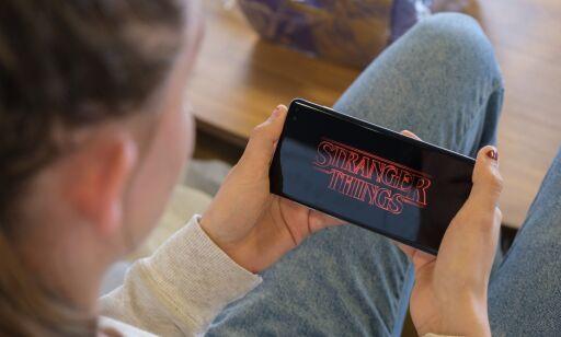 image: Strømmesjokk: Mange gigabyte pr episode