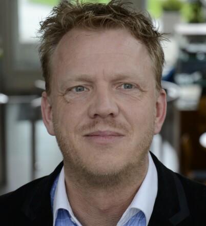 Fredrik Ruud Johnsen i Nasjonal sikkerhetsmyndighet (NSM). Foto: NSM
