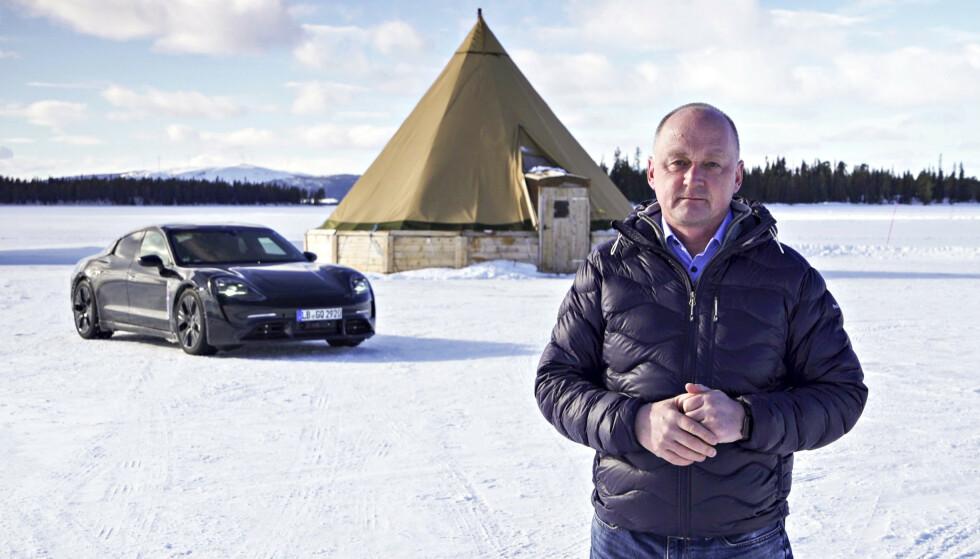 BILTESTER: Fred Magne Skillebæk er redaksjonssjef hos Dinsides søsternettsted Elbil24. Han er også jurymedlem i Car of the Year Europa.