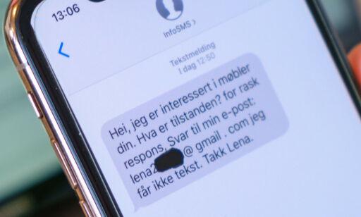 image: Nordmenn lures av ny Finn-svindel