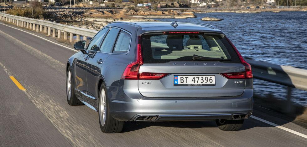 image: - Vurderer å legge ned selve Volvoen