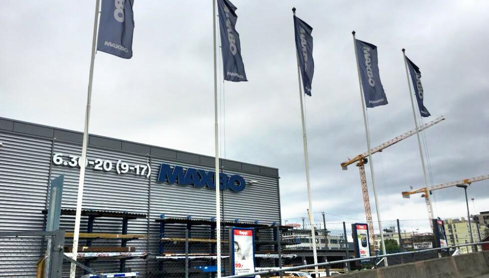 GJØR HELOMVENDING: I januar stormet det da Maxbos filial på Sinsen i Oslo «måtte ofre bilparkeringsplasser for 88 sykkelplasser». Et halvt år etter har varehuset latt seg inspirere til å lansere et innovativt tilbud til kundene sine.