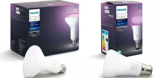 image: Nå kommer Philips Hue med Bluetooth
