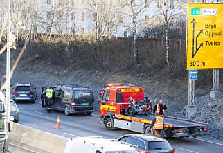 50 omkomne i trafikken så langt i år