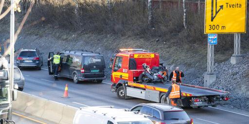 image: 50 omkomne i trafikken så langt i år