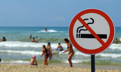 image: Her er de strengeste røykereglene