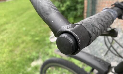 BikeFinder installert på en vanlig terrengsykkel. Foto: Martin Kynningsrud Størbu