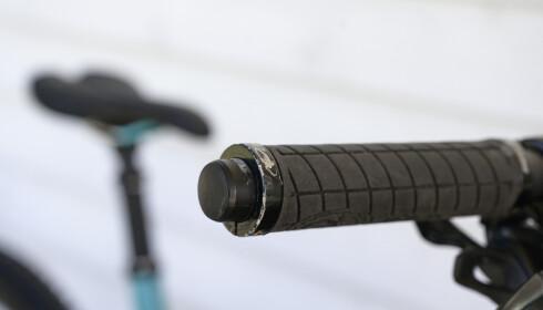 BikeFinder på en endurosykkel. Foto. Jamieson Pothecary