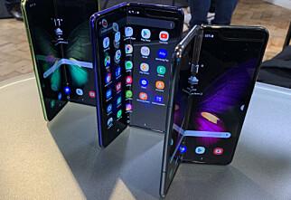 Samsung skal ha fikset Galaxy Fold