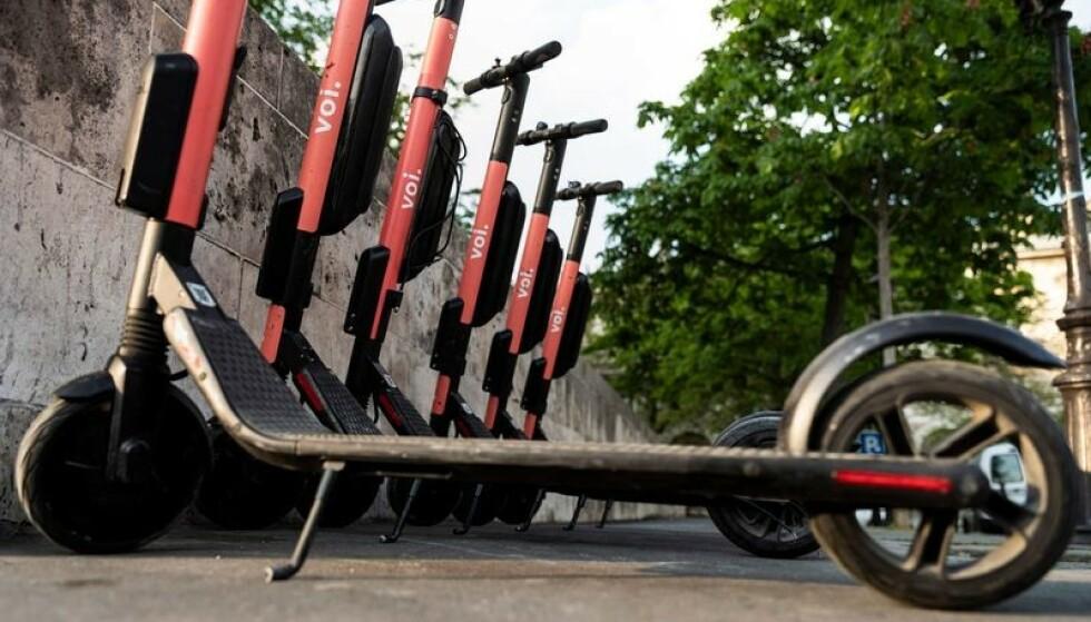 Promille- og aldersgrense på elsparkesykler