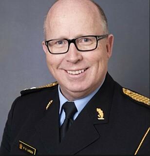 FARLIG: - Uoppmerksomhet var medvirkende årsak til 12 dødsulykker i fjor, sier konstituert UP-sjef Roar Skjelbred Larsen. Foto: UP