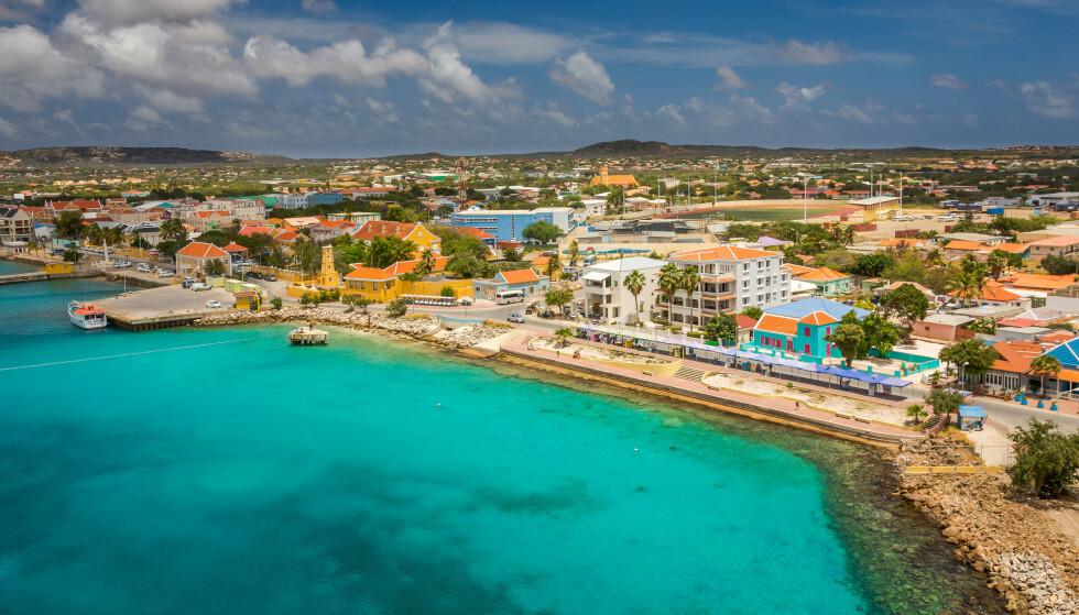 Bonaire i Karibien. Foto: NTB Scanpix