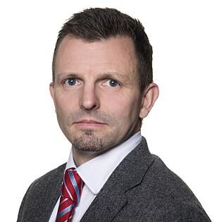 Hans Jørgen Enger, fungerende avdelingsdirektør i Konkurranseavdelingen i Nkom.