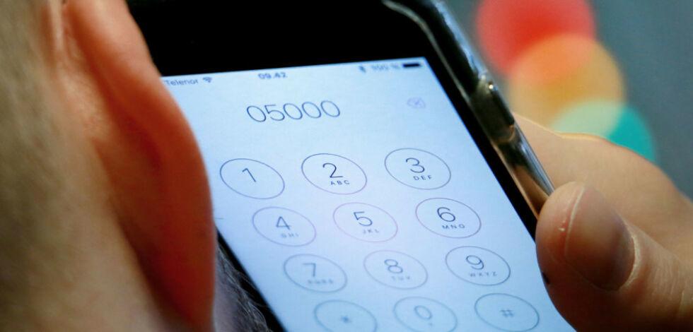 image: Ikke lenger dyrere å ringe spesialnumre