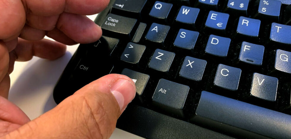 image: Har PC-en låst seg? Da bør du kjenne til denne tastekombinasjonen