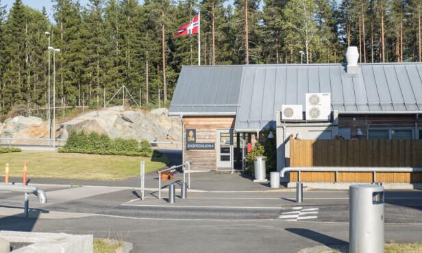 RIKSGRENSA: Blant annet vil UP følge ekstra med på trafikken på E18, mellom Ørje (riksgrensa) og Oslo. Foto: NTB Scanpix