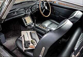 Nå kan bilen til agent 007 bli din