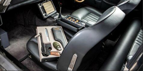 image: Nå kan bilen til agent 007 bli din