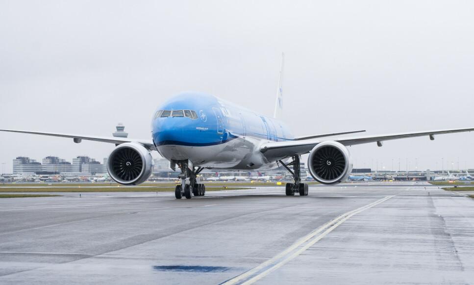 AMSTERDAM-MEXICO: Min første flytur til Mexico ble alt annet enn en behagelig tur over Atlanterhavet. Illustrasjonsfoto: KLM