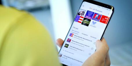 Her er appene du kan bruke for å høre på podkaster