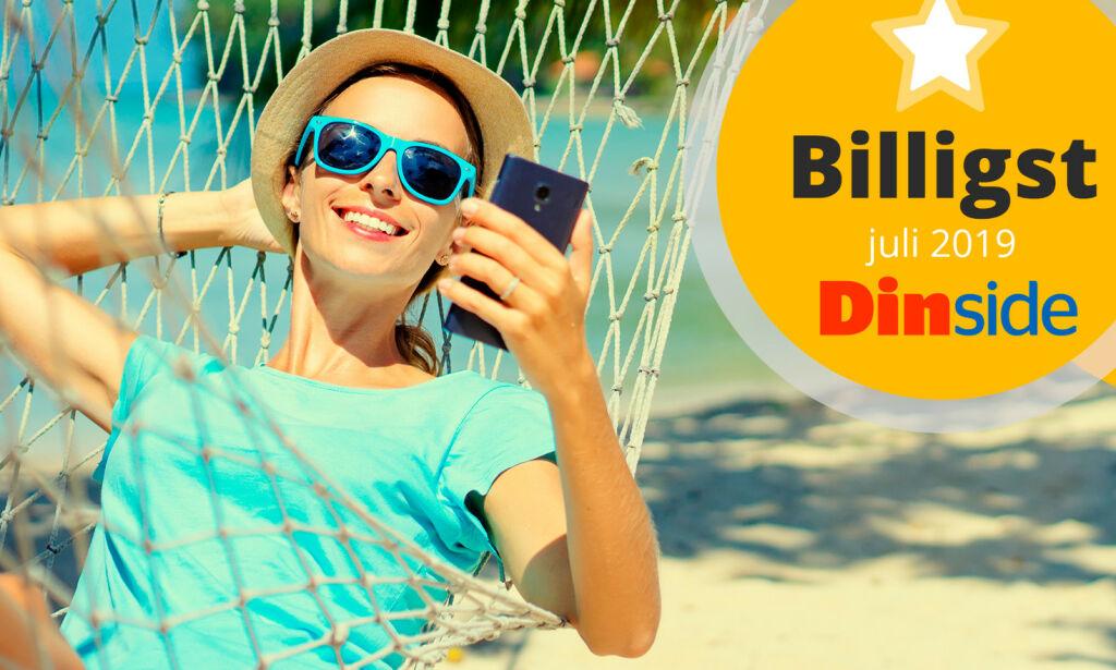 image: De billigste mobil-abonnementene