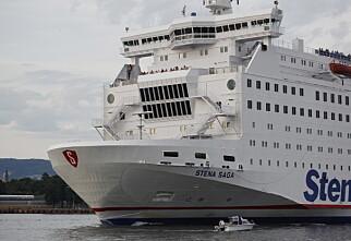 Kontantfri danskebåt får kritikk