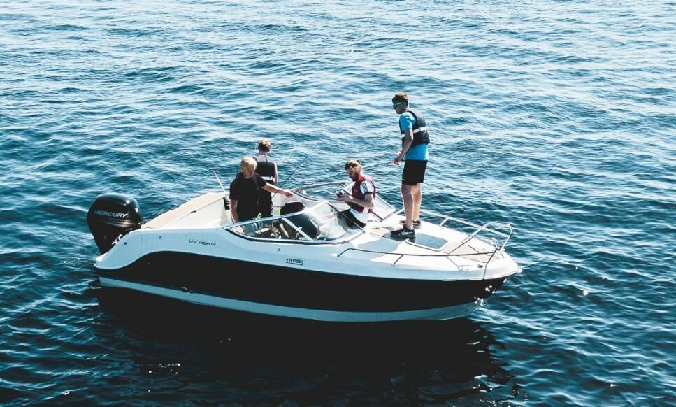 NULLVISJON: Sjøfartsdirektoratet ønsker å få ned antallet alvorlige ulykker med fritidsbåter. Foto: Terje Strøm/Pexels