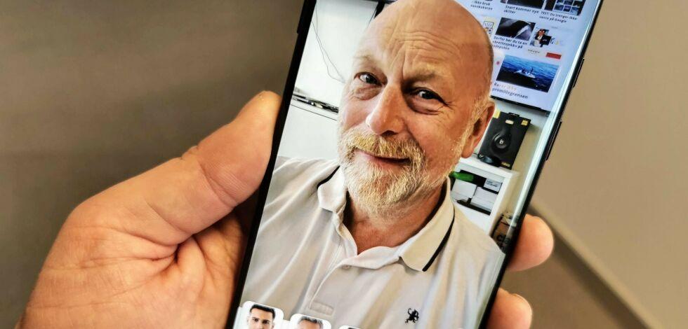 image: Er det trygt å bruke Faceapp?