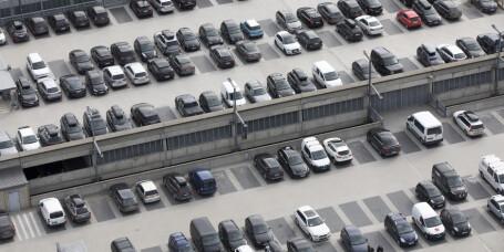 Billigst parkering på Gardermoen