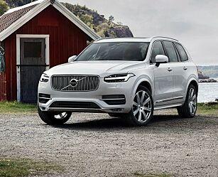 image: Volvo bremser alle bilene