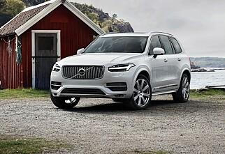 Volvo bremser alle bilene