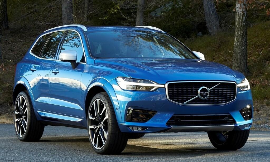 VERDENS MEST SOLGTE BILER: Til tross for ny salgsrekord med 340.286 eksemplarer i første halvår er ikke Volvo som merke i nærheten av den internasjonale topp 25-lista. Volvo-eier Geely Group er imidlertid verdens 13. største bilprodusent. Foto: Volvo
